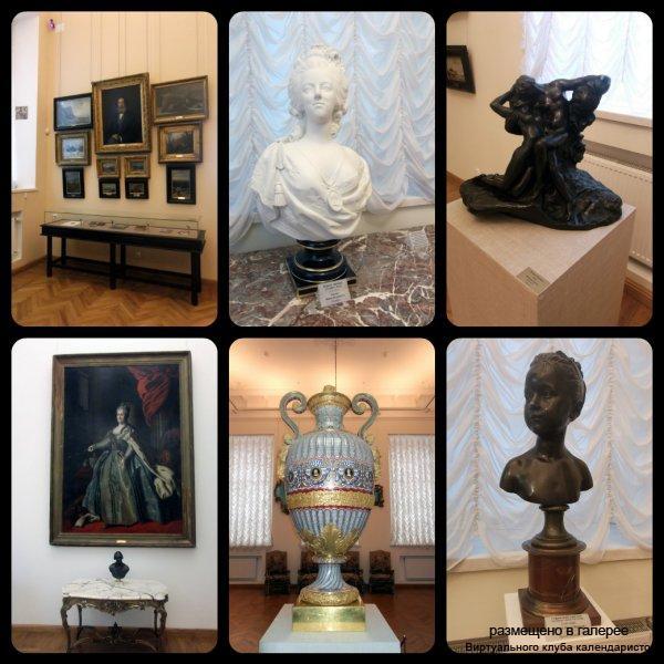 Серия календарей «Радищевский музей» 14 штук 2015 год