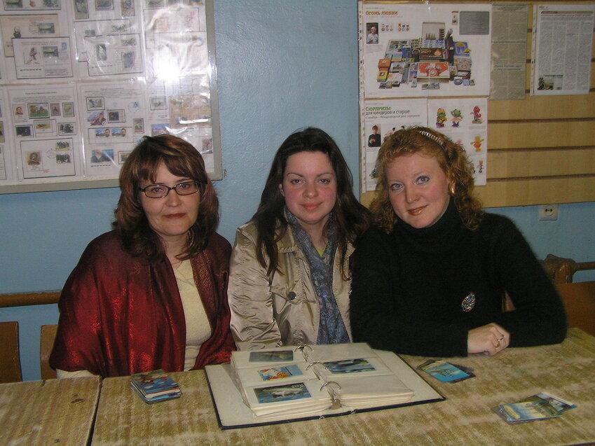Санкт-Питербургский клуб коллекционеров